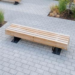 Tramet | Bench | Benches | Escofet 1886