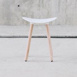 Coma Wood stool | Sgabelli | ENEA