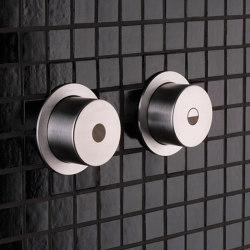 A83 - Push button   Flushes   VOLA