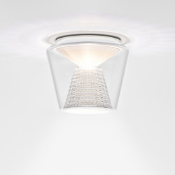 ANNEX Ceiling | reflector crystal | Lampade plafoniere | serien.lighting