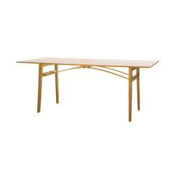 Brygga table BR5 18090 | Dining tables | Karl Andersson