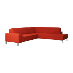 Finch Metal cornersofa | Sofas | Casala