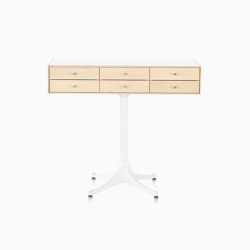 Nelson Miniature Chest | Console tables | Herman Miller
