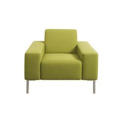 Tune armchair | Armchairs | Casala