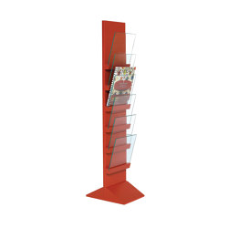 Front Freestanding FRET 2566 | Display stands | Karl Andersson & Söner