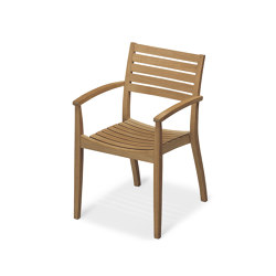 Ballare Chair | Sillas | Skagerak