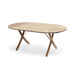 Selandia Table | Dining tables | Skagerak