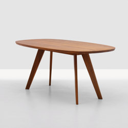 Cena hyperelliptical / oval | Dining tables | Zeitraum