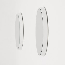 Tambo Mirror with MDF lacquered frame | Bath mirrors | Inbani