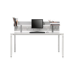 Kalidro Desk | Contract tables | Steelcase