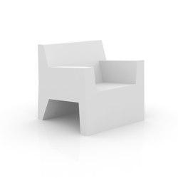 Jut armchair | Poltrone | Vondom