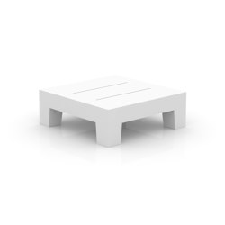 Jut table 60 | Coffee tables | Vondom