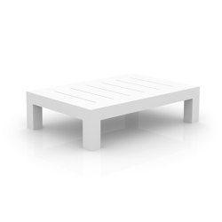 Jut table 120 | Coffee tables | Vondom