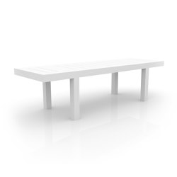 Jut table 280 | Dining tables | Vondom
