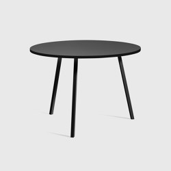 Loop Stand Round Table 105 | Tables de repas | HAY