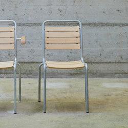 La chaise de jardin | Chaises | Atelier Alinea