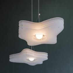 Cloud | H1 suspension | Suspended lights | Rotaliana srl