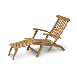 Steamer Deck Chair | Tumbonas | Skagerak