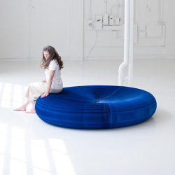 softseating lounger | Seating islands | molo