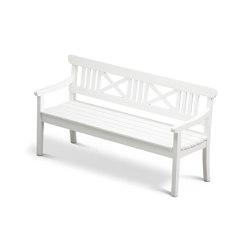 Drachmann Bench 165 | Sitzbänke | Skagerak