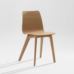 Morph Wooden Seat | Chairs | Zeitraum