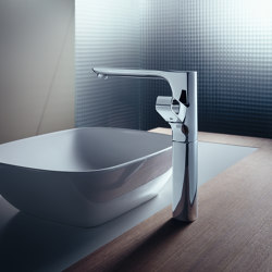 AXOR Urquiola Single Lever Basin Mixer DN15 for wash bowls | Wash basin taps | AXOR