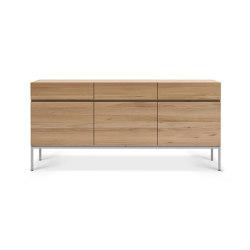 Ligna   Oak sideboard - 3 doors - 3 drawers   Sideboards   Ethnicraft