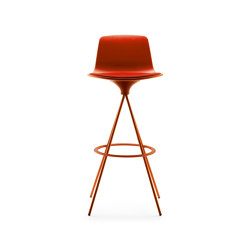 Lottus spin stool | Bar stools | ENEA