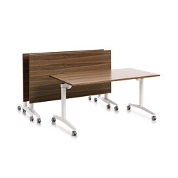 FlipTop Twin Table | Tavoli contract | Steelcase