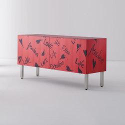 Freedom | Intarsia Sideboard | Sideboards | Laurameroni
