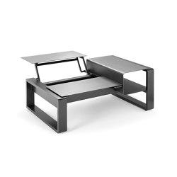 Kama | Duo Modular Table | Tavolini bassi | EGO Paris