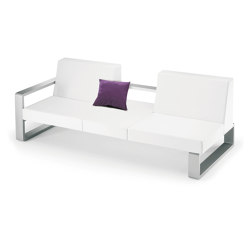 Kama | Dyvan With Right Armrest | Sofas | EGO Paris