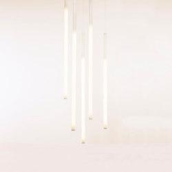 Tube Pendant V | Suspended lights | lichtprojekte