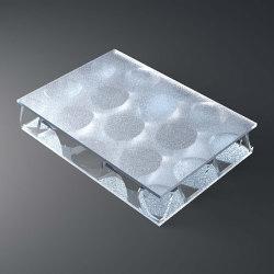 clear-PEP® UV PC stage | Composite panels | Design Composite