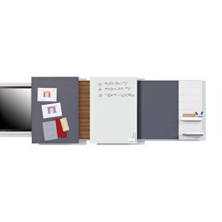H. System | Flip charts / Writing boards | Steelcase