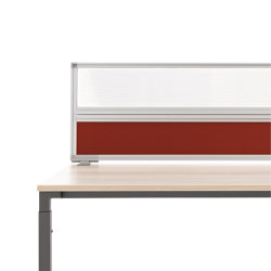 Partito Screen | Table dividers | Steelcase