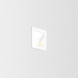 THEMIS CARRÉ 0.8   Lampade parete incasso   Wever & Ducré
