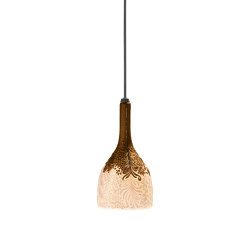 Naturofantastic Hanging Lamp | Golden Luster (CE/UK) | Suspended lights | Lladró
