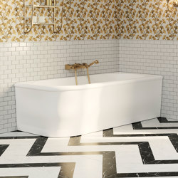 Wave DX Bathtub | Bathtubs | Devon&Devon