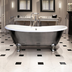 Admiral Lux Bathtub | Bathtubs | Devon&Devon