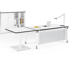 Antaro Desk | Tavoli contract | Assmann Büromöbel