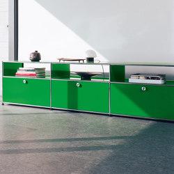 USM Haller Sideboard | USM Green