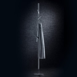AXOR Massaud Floor-standing Towel Holder | Towel rails | AXOR