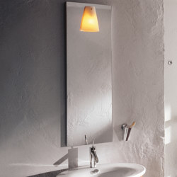 AXOR Starck Mirror with Lamp | Bath mirrors | AXOR