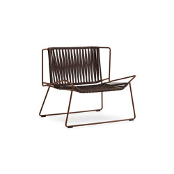 Out_Line Hand-woven armchair | Armchairs | Expormim