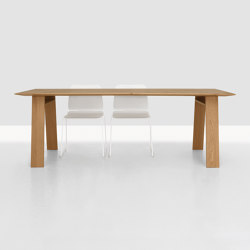 Bondt rectangular | Tables de repas | Zeitraum
