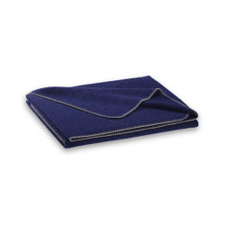 Alina Blanket blueberry | Mantas | Steiner1888
