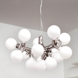 DNA chandelier XL | Suspended lights | next