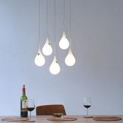 Liquid Light DROP_2 xs 5 | Lámparas de suspensión | next