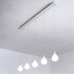 Liquid Light DROP_2 xs 5 long | Lámparas de suspensión | next
